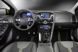 2012 Ford Focus will gets Internet Acces