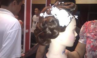 làm tóc cô dâu, dạy nghề tạo mẫu tóc nam nữ tại hà nội