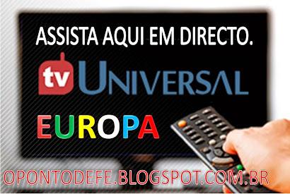 TV Universal EUROPA