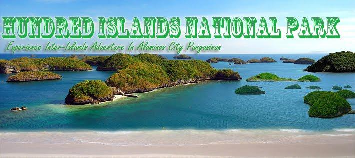 Hundred Islands - Alaminos city Pangasinan