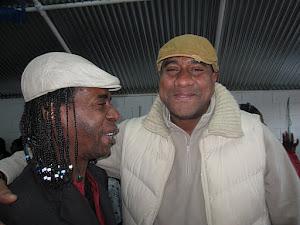 Barbarito y Alfredito Reyes