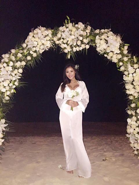 Julia Hồ giành danh hiệu Hoa hậu Hoàn cầu 2012 (cuộc thi Ngọc Trinh từng đăng quang)