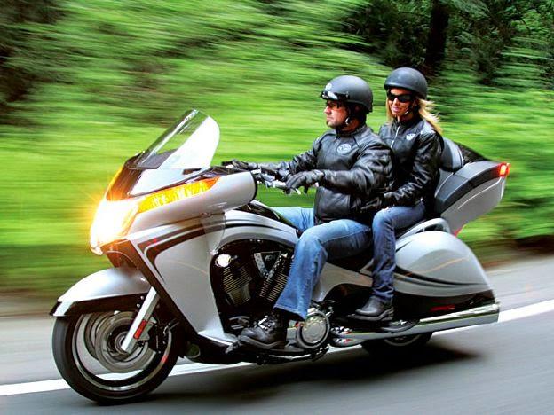 Motocicleta Victory Vision Tour