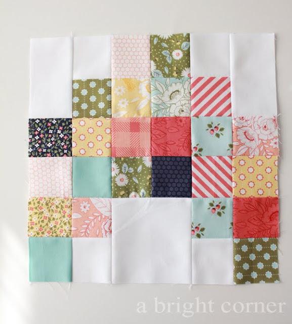Little Miss Sunshine quilt blocks