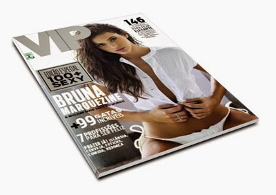Revista Vip – Bruna Marquezine – Novembro 2014