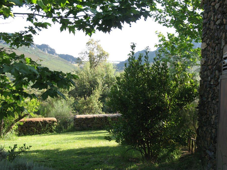 Jardín Quinta de la Sierra