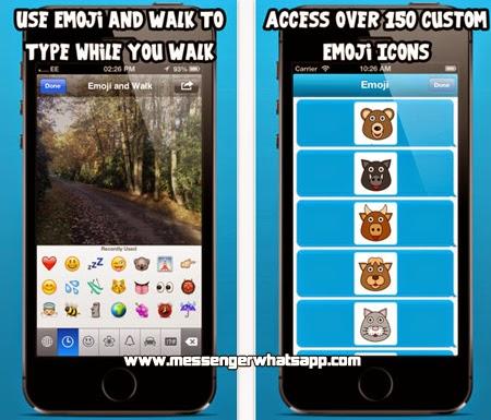 Comparte divertidos emoticones con Emoji Free for WhatsApp