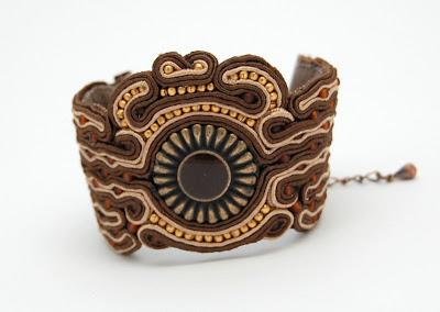 bransoletka sutasz soutache bracelet 17