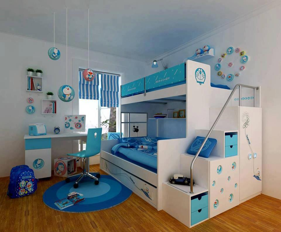 INFORMATION AT INTERNET: Beautiful Bedroom Design For Kids.