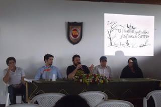 Mostra Cinema Conquista - Mesa Animação