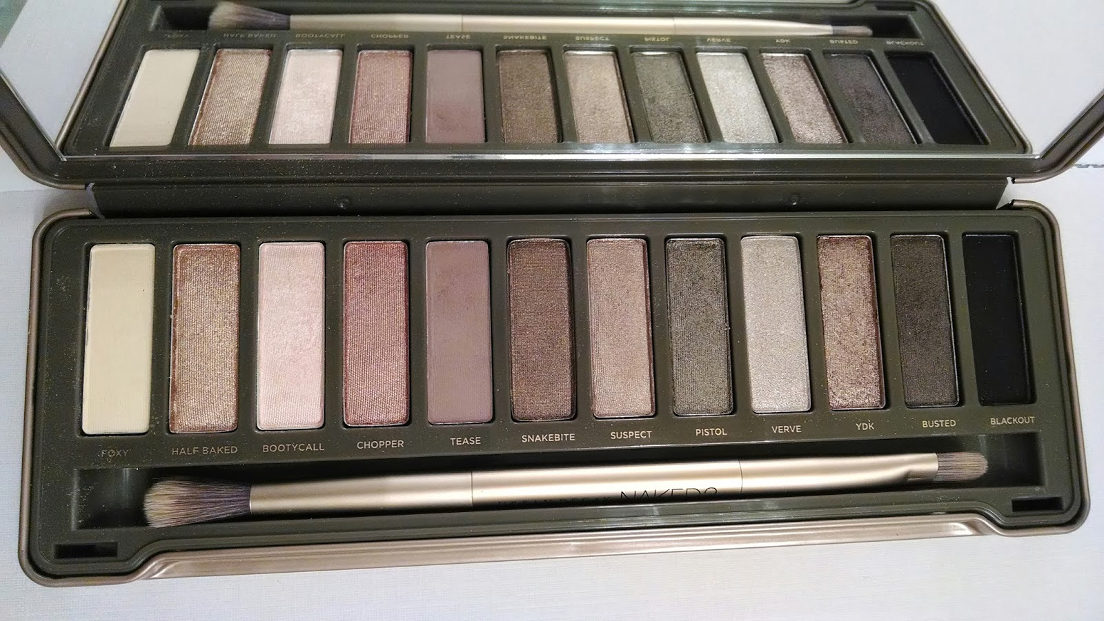 urban decay naked 2 palette review swatches and tutorials the budget beauty blog. Black Bedroom Furniture Sets. Home Design Ideas