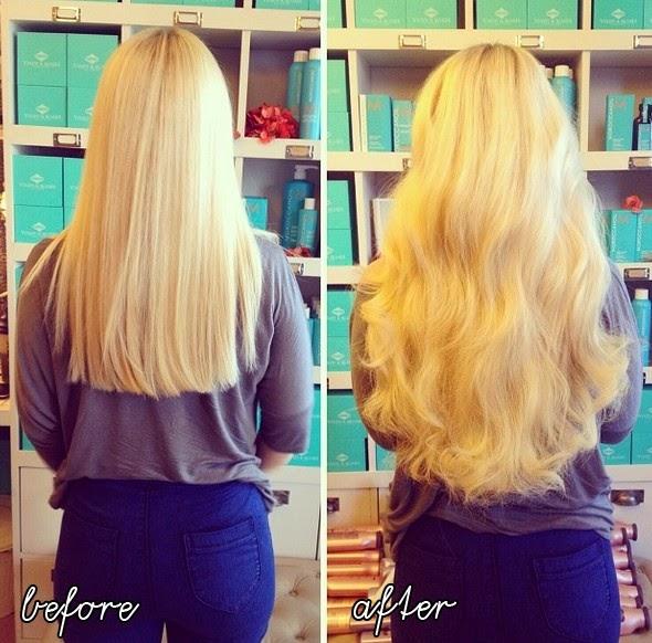 Micro ring hair extension review vixen and blush grace braver 28 january 2014 pmusecretfo Images