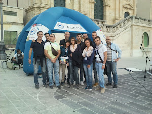 Ispica - Campagna elettorale Fabio Nicosia