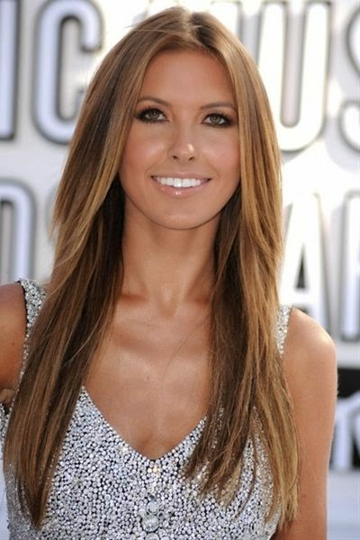 caramel highlights for light brown hair