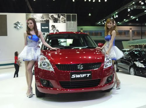 All-New Swift GX serta All New Swift GL