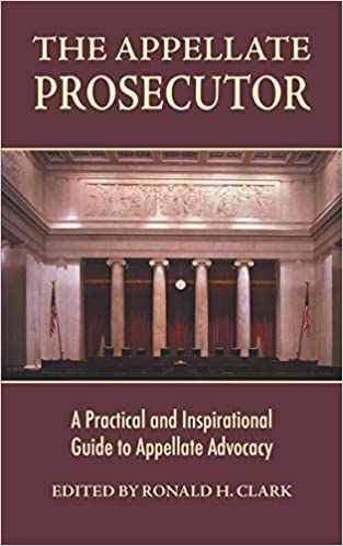 Appellate Advocacy Book