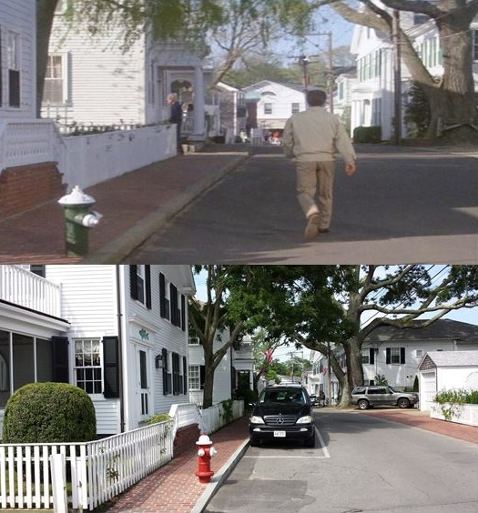 Then Amp Now Movie Locations Jaws