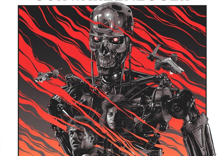 The Terminator by Gabz & Grey Matter Art