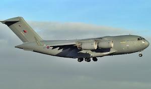 C-17 RAF