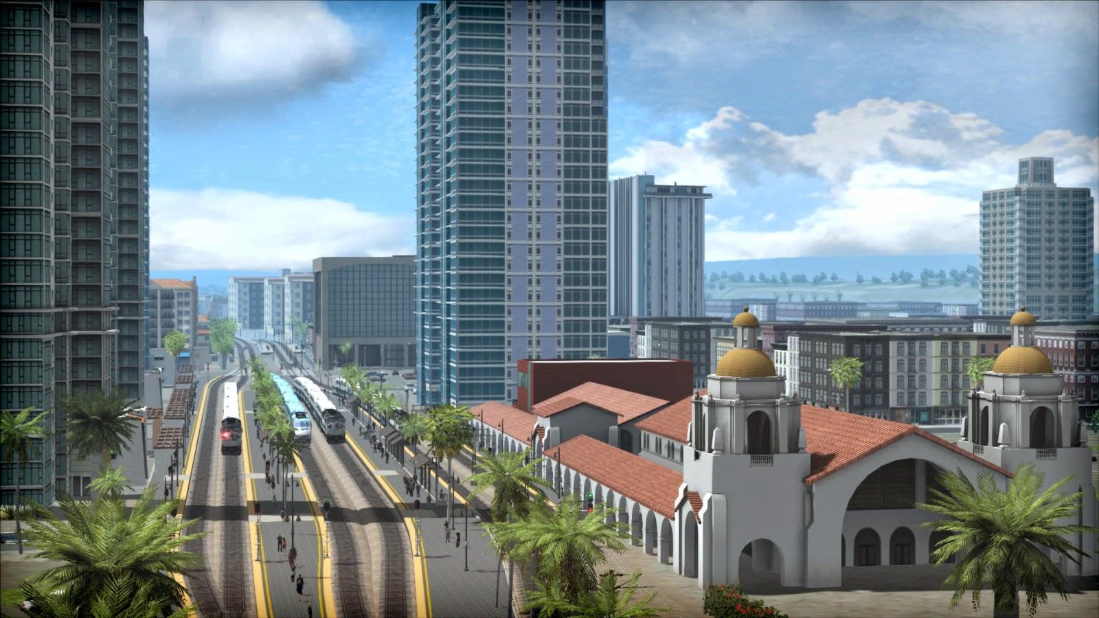 Train Simulator 2015 screenshots