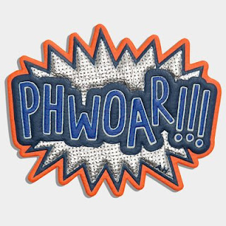 Anya Hindmarch Phwoar!!! Sticker