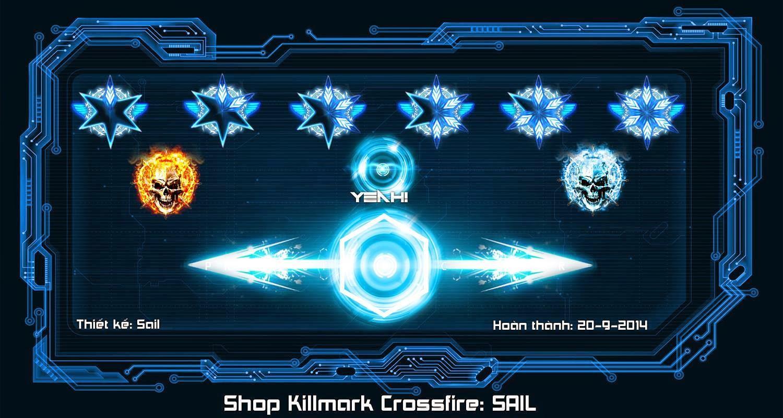 Killmark Cyber Sky