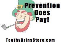 preventing dental health problems