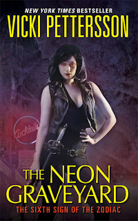 Neon Review: The Neon Graveyard by Vicki Pettersson