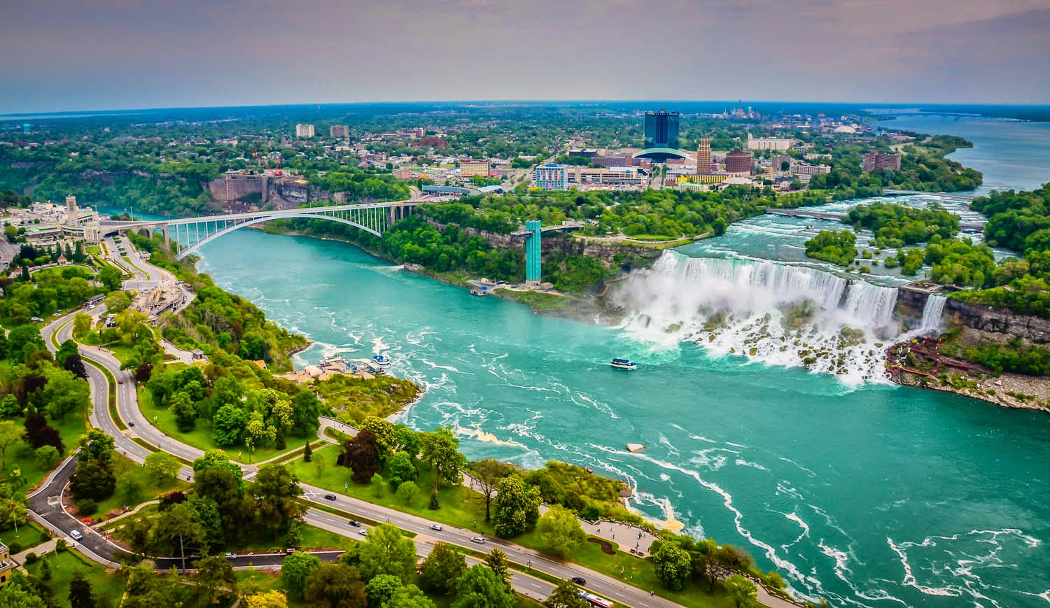 The most beautiful pictures of Niagara falls