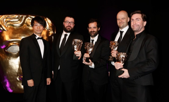 BAFTA Games Awards 2014 Winners