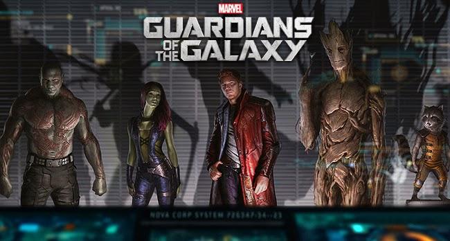 ดูหนัง Guardians of the Galaxy - รวมพันธุ์นักสู้พิทักษ์จักรวาล