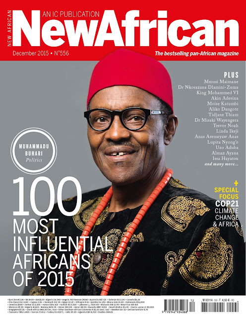NEW AFRICAN MAG
