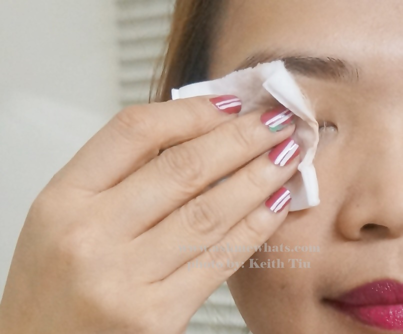 how to use Bifesta Cleansing Express BrightUp Cleansing Lotion