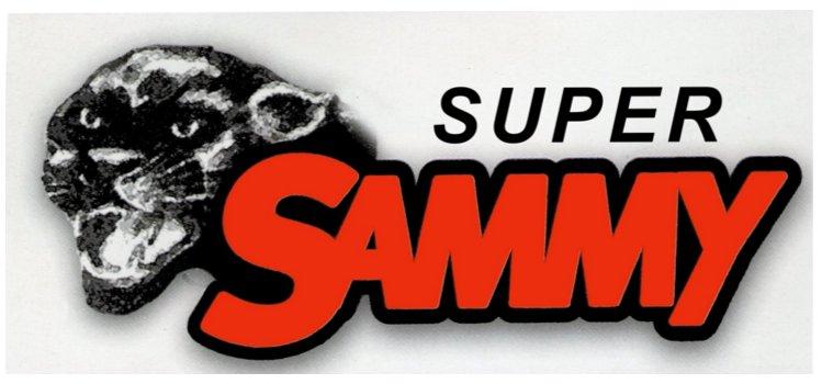 SUPER SAMMY DISCOGRAFIA