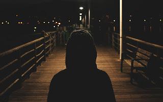 Un paseo nocturno para adelgazar