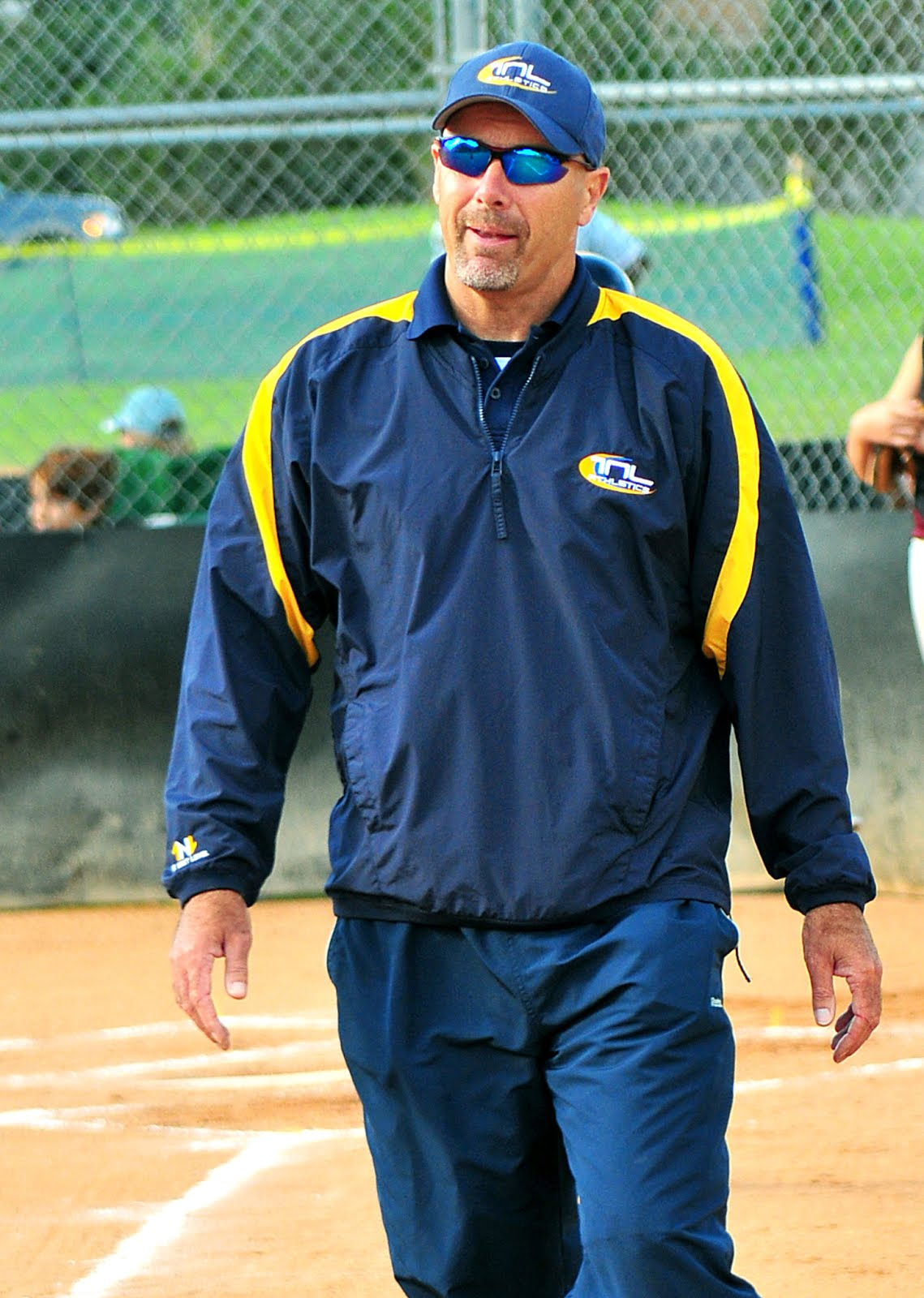 John coaching in Utah, 2010