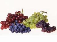 Manfaat dan kandungan buah anggur