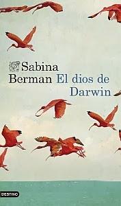 El dios de Darwin - Portada