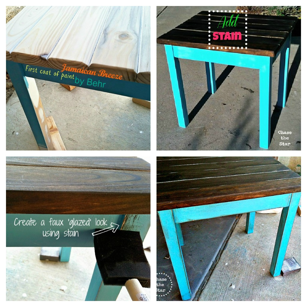 Here Comes the Sun: Preschool Desk and Chair Makeover: Chase the Star