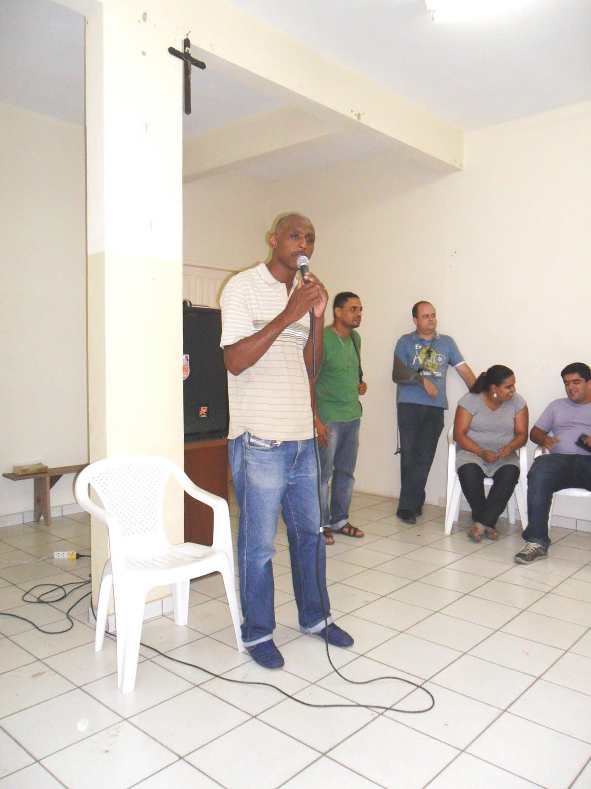 CONVOCAÇÃO PARA ELEIÇÃO RCC FORANIA DE MANHUAÇU
