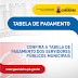 GUARABIRA: folha de agosto dos servidores municipais será paga a partir da próxima quinta (27)