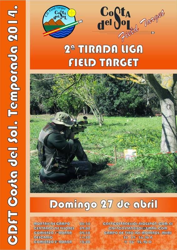 2ª Tirada de FT. CDFT Costa del Sol. 27 de abril. CARTEL+2+FT+-