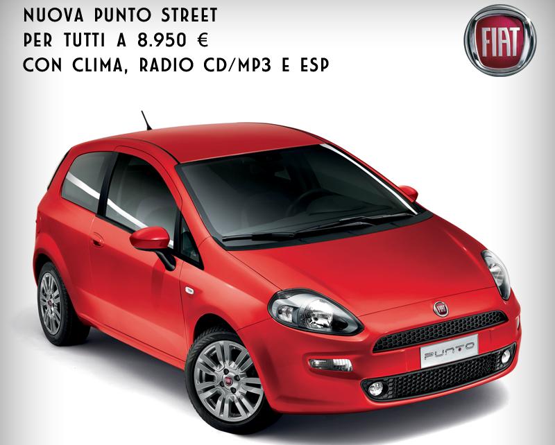 Fiat Punto Street Canzone Pubblicit U00e0 Luglio 2013