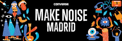 make noise madrid