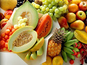 Reparto diario de frutas y verduras salada de frutas