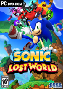 Free Download Sonic Lost World for PC Full Version