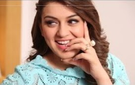 Hansika reveals new love of her life along with 'Puli' details
