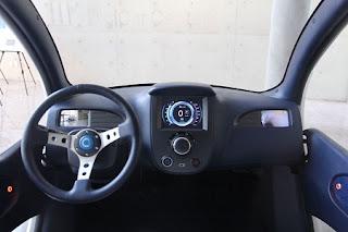 Vehiculo Electrico Compacto