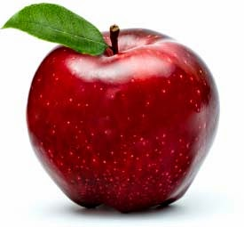Gambar Buah Apel Segar