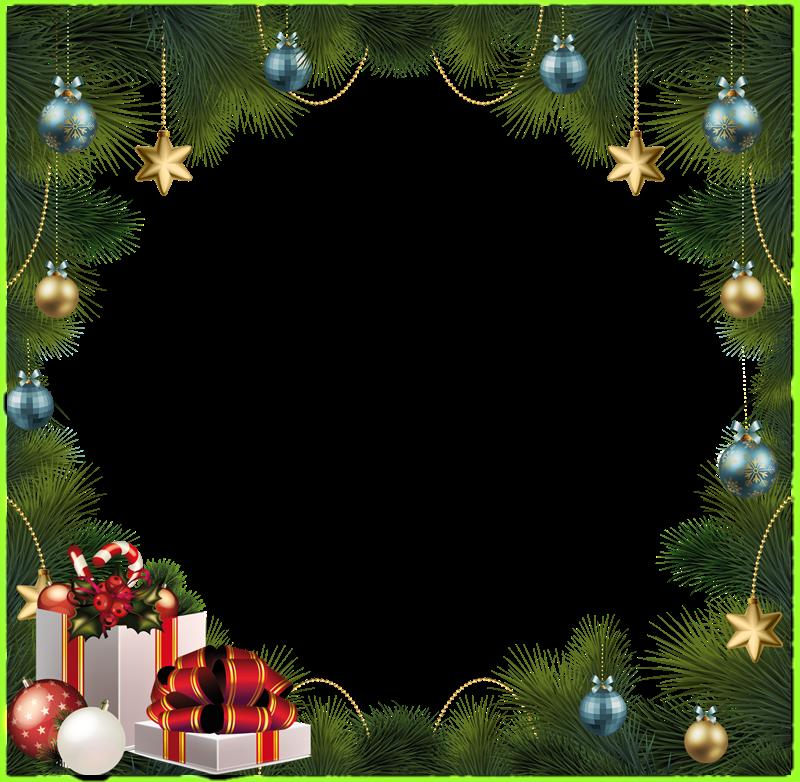 Blog cat lico navide o im genes de marcos para fotos de navidad - Marcos transparentes ...